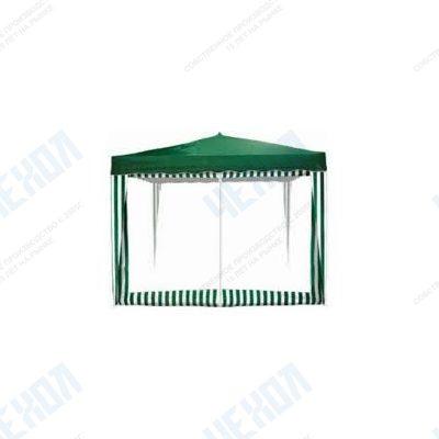 Стенка greenhouse сетка с молнией st-008