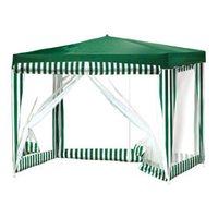 Стенка greenhouse сетка с молнией st-018