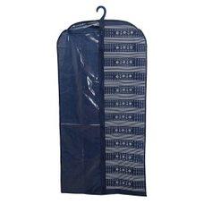 Чехол влагостойкий д/хранения верхней одежды, объемный , с карманами 1200*700 мм