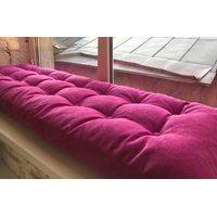 Матрасы-подушки на подоконники/ниши. Модель 2
