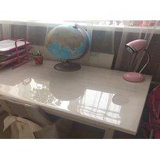 Коврик на стол прозрачный толщина 1 мм 60см х 130см