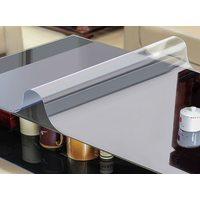 Прозрачная накладка на стеклянный стол (для глянца или стекла)