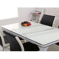 ПВХ накладка на стеклянный стол для глянцевой и стеклянной поверхности