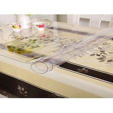 Накладка прозрачная из ПВХ универсальная для любой поверхности
