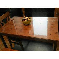 ПВХ Накладка прозрачная для матовой или текстильной поверхности