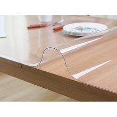 Накладка прозрачная стандартный размер для матовой или текстильной поверхности 2