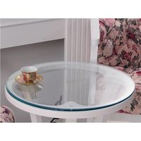 Прозрачная скатерть на круглый стол 1мм диаметр 105