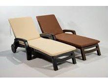 Подушка (матрас) на кресло-лежак / шезлонг. Мод №1