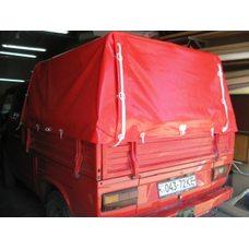 Тент на пикап VW Transporter