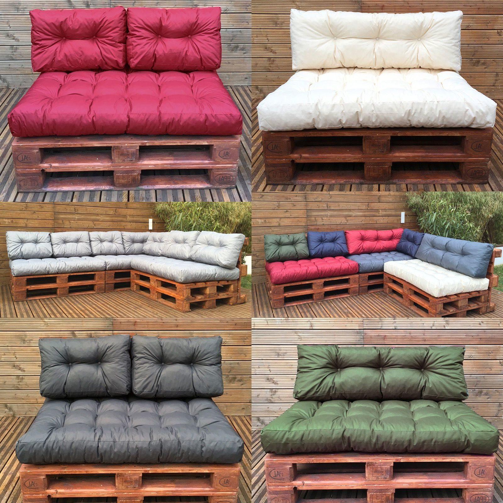 Матрасы и подушки для мебели из паллет (поддонов)