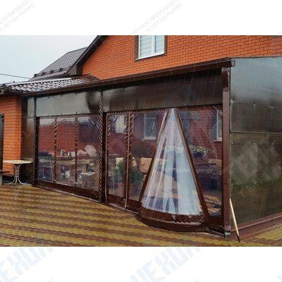 Шторы от дождя: функциональные, эстетичные недорогие завесы для беседок и террас