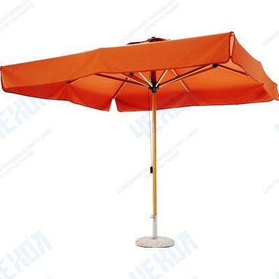 Тент на зонт для кафе