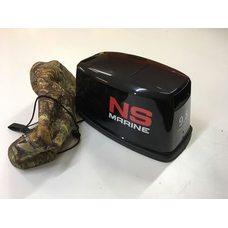 Чехол на капот Nissan Marine nm 9.8 -2t