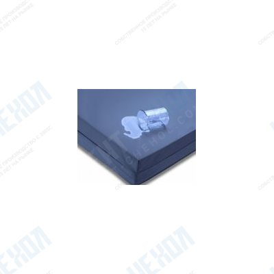 Чехол на молнии слк-460 для односекционного матраса пл.250 гр.М2
