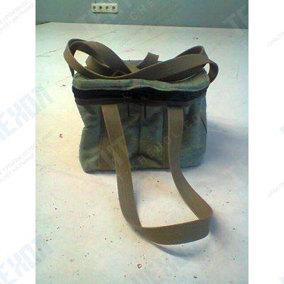 Брезентовая сумка для переноски военного оборудования