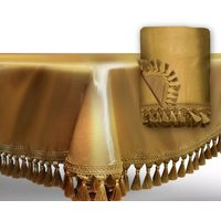 Покрывало для бильярдного стола Император 12 футов, золото
