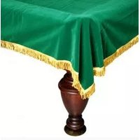 Покрывало для бильярда Туараг, 9 футов, зеленое