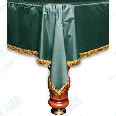 Чехол на бильярдный стол Мария 12 футов, зеленый