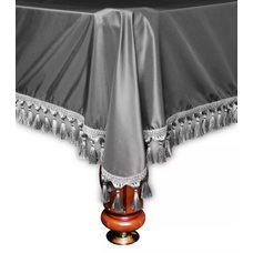 Покрывало для бильярдного стола Венето, 10 футов, серебро