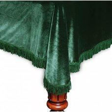 Покрывало для бильярдного стола Милан, 10 футов,зеленое