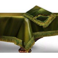 Покрывало для бильярдного стола Эльза 9 футов, темно-зеленый