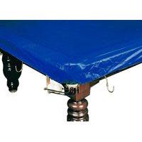 Влагостойкое покрывало для бильярдного стола Classic 12 футов, синее