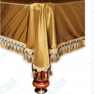 Покрывало для бильярдного стола Венето, 9 футов,шёлк-хамелеон