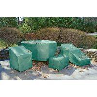 Чехол - тент всепогодный на садово парковую мебель