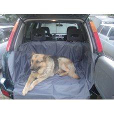 Чехол в багажник автомобиля с защитой бампера