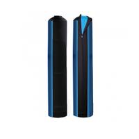 Чехол антиконденсатный 1252 (черно-синий)