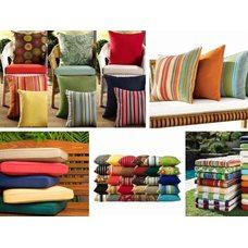 Подушки на садовую мебель