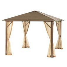 Текстильный комплект для садового павильона Casais 300х365х258 см