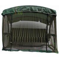 Москитная сетка для качелей Милан зеленая (без тента)  220x111x169 см