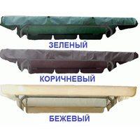 Тент крыша Летолюкс для варадеро зеленый