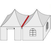 "Водослив 5 м. Односкатный для шатров ""пагода"" 5х5м. (gazebo) hc-rg-1"