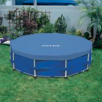 Тент для каркасного бассейна Intex,диаметр 305 см