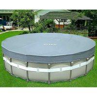 Тент intex easy set pool cover