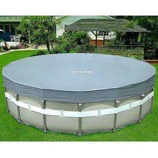 Intex тент для каркасных бассейнов 549 см