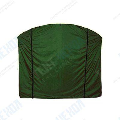 Чехол-москитная сетка 2в1 для садовых качелей (дугообразная крыша)