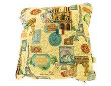Подушка декоративная 50х50 Летолюкс гобелен париж