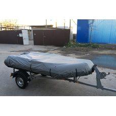 Тент на лодку ПВХ размер 335