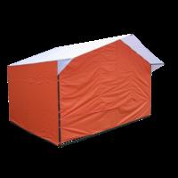 Стенка передняя к торговой палатке  4х3 метра