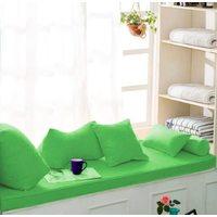 Подушка на подоконник Green