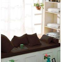 Подушка на подоконник Chocolate