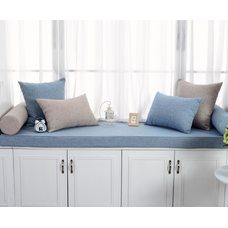 Матрасы подушки на подоконники и ниши 400x10x100 см