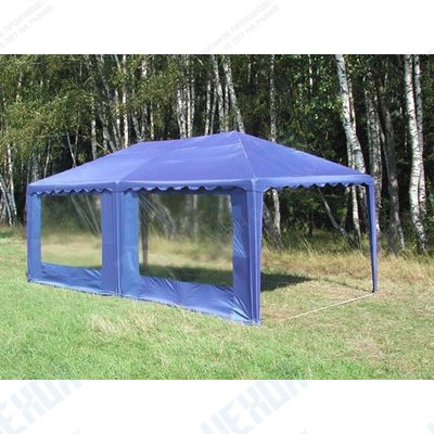 Стенка боковая с окном 3х2 к шатру Митек беседка 3х3 и 6х3