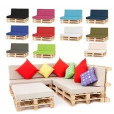 Подушки на диваны и паллеты 120*60см.