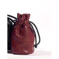 Мешочки из кожи 15х20 см