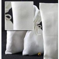 Мешок из полиэфирной ткани с зашитым верхом