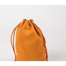 Цветные простые мешочки из габардина